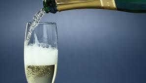 Champagne crème