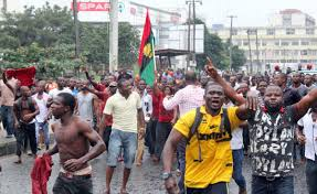 Image result for NNAMDI KANU'S HEALTH