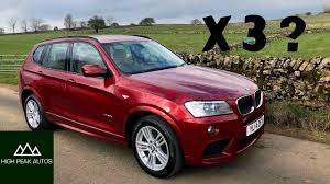Should You Buy a Used <b>BMW X3</b>? (Test Drive and Review of <b>F25</b> ...