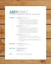 free modern cv template download sample modern resume