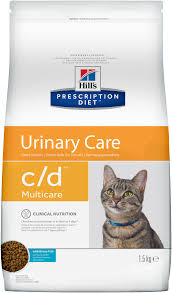 <b>Hill's Prescription Diet</b> c/d <b>Multicare</b> Urinary Care cat food diet when ...