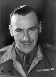 Glyn Davies in the Royal Dragoons, 1945. - glyn-davies-in-royal-dragoons