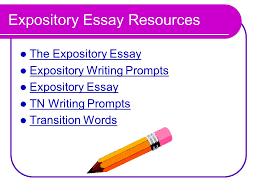 Expository essay Kibin