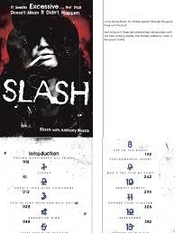 Slash Autobiography by Slash