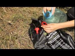 <b>Душ походный</b> летний Camp Shower дачный <b>душ</b> 20л - YouTube