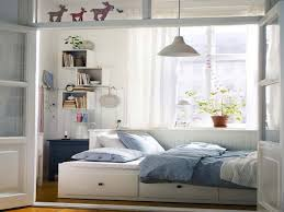 bedroom furniture ikea decoration home ideas: white bedroom sets ikea along with white bed and white drawer under bed along light