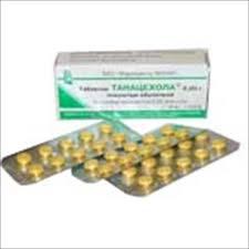 <b>Танацехол таб 0</b>,<b>05г N30</b> цена 51 руб в Москве, купить ...