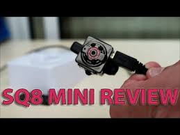 <b>SQ8 Mini Camera</b> Samples and How to use - YouTube