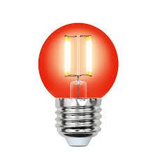 <b>Лампа</b> светодиодная филаментная (UL-00002986) <b>Uniel</b> E27 <b>5W</b> ...