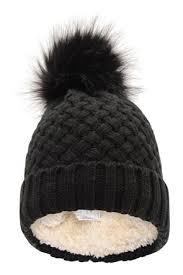 <b>Winter Hats For Women</b>   Ladies Beanies   Mountain Warehouse GB
