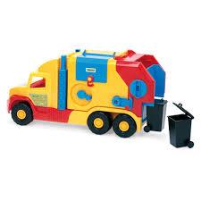 <b>Игрушка</b> Мусоровоз <b>Wader Super Truck</b> (36580) 【 Будинок ...