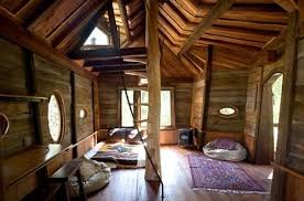Log Loft  Picturesque Tree House for Kids  amp  Adults Alike