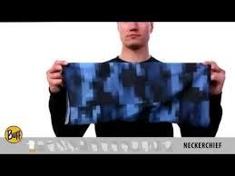 Бафф - бандана-трансформер - YouTube