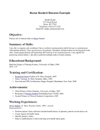 resume cover letter examples nursing student cv examples and samples resume cover letter examples nursing student student nurse cover letter for resume best sample resume strong