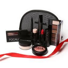 <b>Wholesale</b>-Focallure Brand Daily Must Have <b>8pcs</b> Set Professional ...