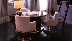 art deco desk in macassar ebony as featured in hello magazine art deco office furniture