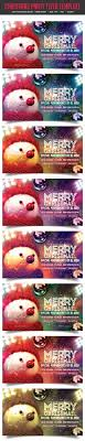 17 best images about merry christmas flyer template christmas party flyer template