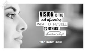 VISION QUOTES image quotes at BuzzQuotes.com