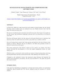 (PDF) Novo Sistema de Gerenciamento Motor e Componentes para ...