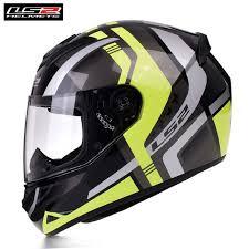 LS2 Full Face Racing <b>Motorcycle Helmet</b> Casque Capacete <b>Casco</b> ...