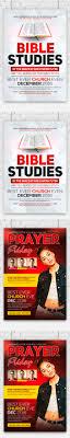 church flyers bundle church templates and flyers church flyers bundle