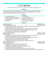 resume cv example resume template  warehouse forklift operator resume sample
