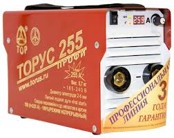 <b>Сварочный аппарат Торус 255</b> Профи (TI... — купить по выгодной ...