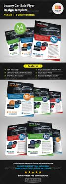 luxury car flyer ad design template by jbn comilla graphicriver luxury car flyer ad design template corporate flyers