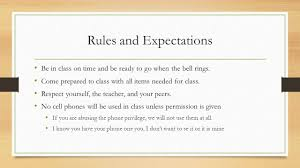 miss y s first day of school rules and procedures welcome to room 3 rules