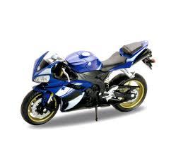 Купить <b>Игрушка модель мотоцикла</b> 1:18 Yamaha YZF-R1 ...