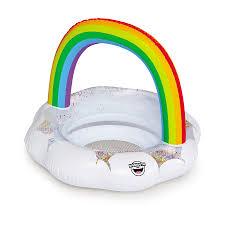 <b>Круг надувной детский</b> Rainbow, <b>BigMouth</b>