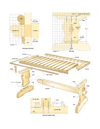Dining Room Tables Plans Free Table Plans Fundamentals Of Woodworking