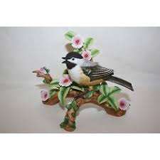 DANBURY MINT <b>PURPLE</b> FINCH FROM 12 <b>SONGBIRD</b> ...