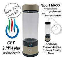 H2 USB Sport MAXX Hydrogen Water Generator with ... - Amazon.com