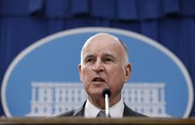 brown declares california drought emergency over sfgate