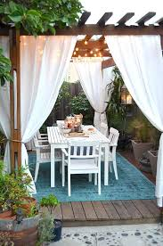 1000 ideas about deck curtains on pinterest outdoor curtains bamboo decking and decks bright ideas deck