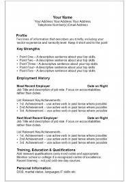 big 4 accounting resume template free basic resume templates