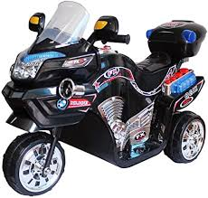 <b>Ride</b> on Toy, 3 Wheel <b>Motorcycle</b> for Kids, <b>Battery Powered Ride</b> On ...