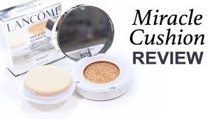<b>Lancome Miracle Cushion</b> Review - YouTube
