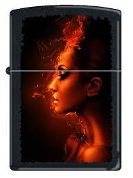 <b>Зажигалка Девушка</b>-Огонь <b>Zippo</b> 3634680 в интернет-магазине ...