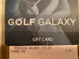 Dicks/Golf Galaxy Gift Card $213.24 for $195 shipped - For Sale ...