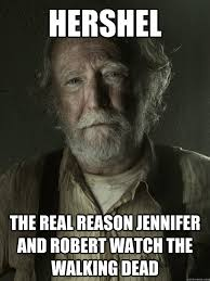 Grizzled Hershel Greene memes | quickmeme via Relatably.com