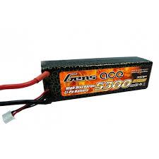 <b>Gens</b> Ace <b>Li</b>-<b>pol</b> 11.1V 5300mAh, 30C, 3s1p, Deans T-Plug купить ...