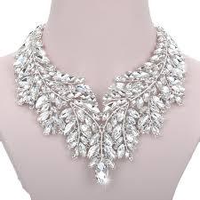 <b>Luxurious</b> Dubai style <b>Wedding Jewelry</b> Sets Rhinestone Crystal ...