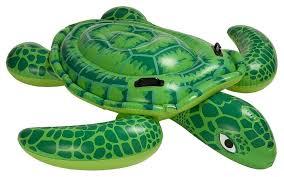<b>Надувная игрушка</b>-наездник <b>Intex Морская</b> черепах... — купить по ...