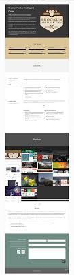 resumé theme the latest demo from skookum monkey skookum resume theme homepage