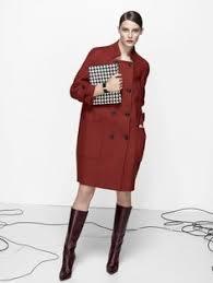 <b>Пальто</b> All Saints, водолазка H&M, юбка <b>Sandro</b>, ботинки Zara ...