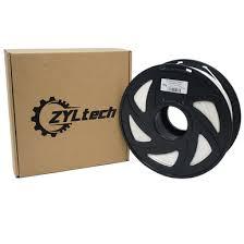 White <b>Silk PLA</b> Composite <b>3D Printer</b> Filament 1.75mm 1 kg 2.2 lbs ...