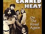 On the Road Again [Charly] album by Canned Heat