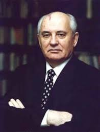 「1990年 - ミハイル・ゴルバチョフがソビエト連邦初代大統領に就任。」の画像検索結果